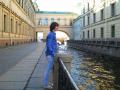 Набережная Зимней канавки, Санкт-Петербург