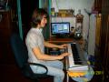 Игра на MIDI-клавиатуре