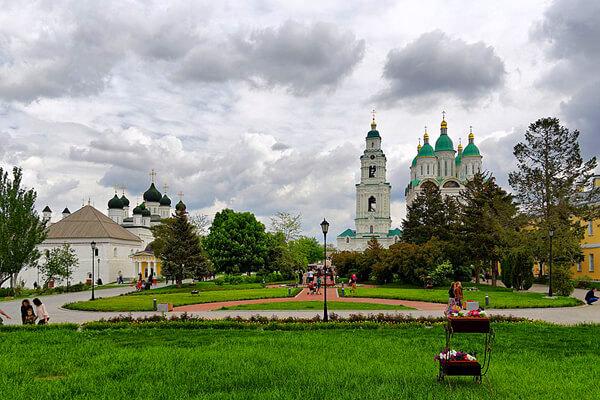 Тест про Астрахань