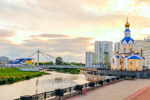 Тест про Белгород