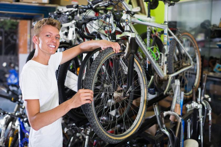 Велосипед поднимает настроение