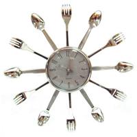 Часы настенные «Ложки и вилки»