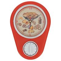 Часы кухонные «Печенье» с таймером