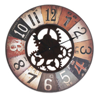 Часы настенные «Разноцветные»