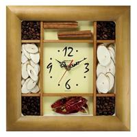 Часы настенные «Troyka», квадратные