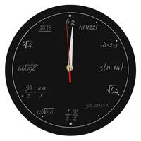 Настенные античасы «Забавная математика»