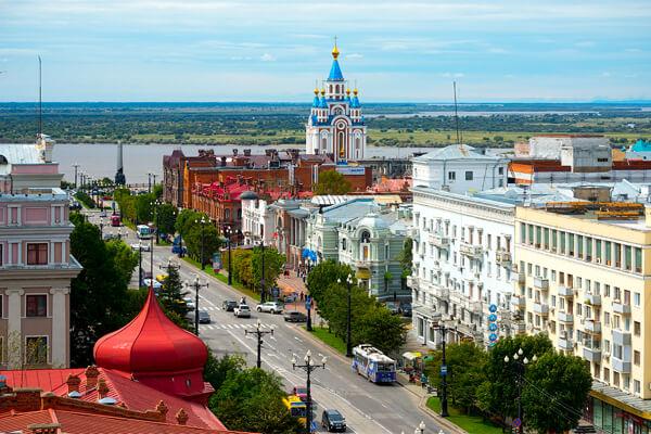 Тест про Хабаровск