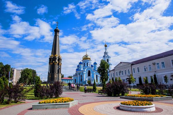 Тест о городе Калуга