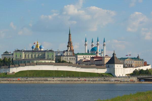 Тест про Казань