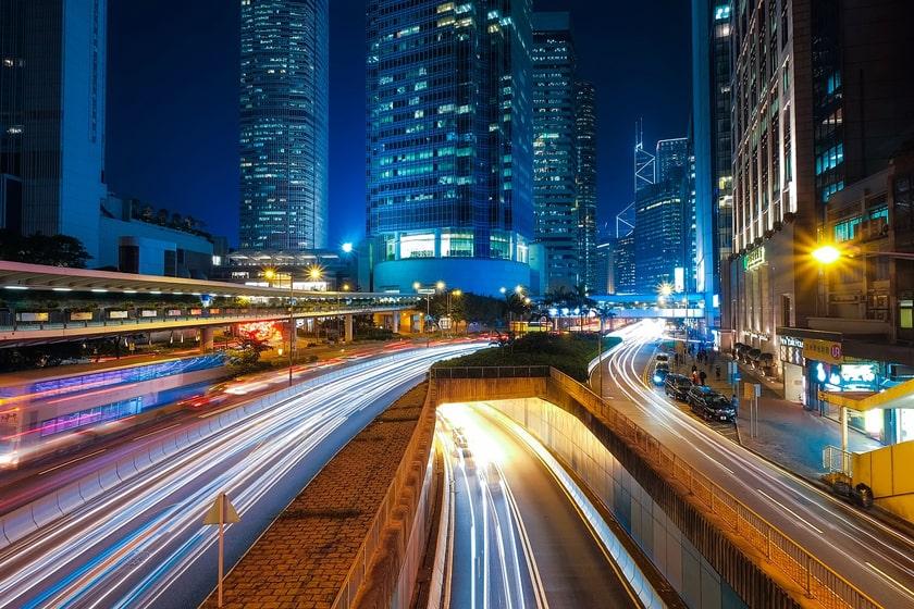 Крупные города стран мира
