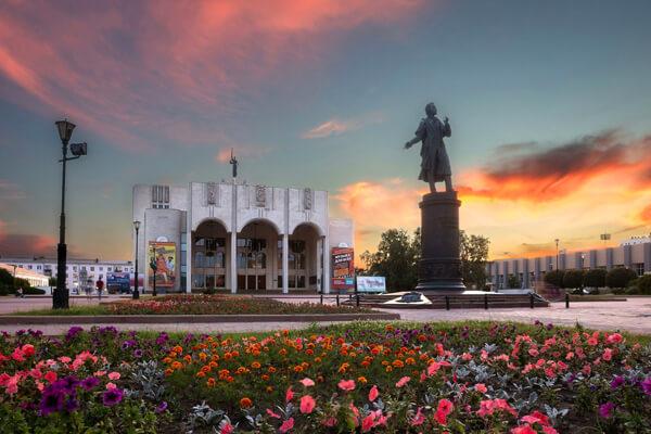 Тест о городе Курск