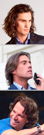 Длинные волосы у мужчин