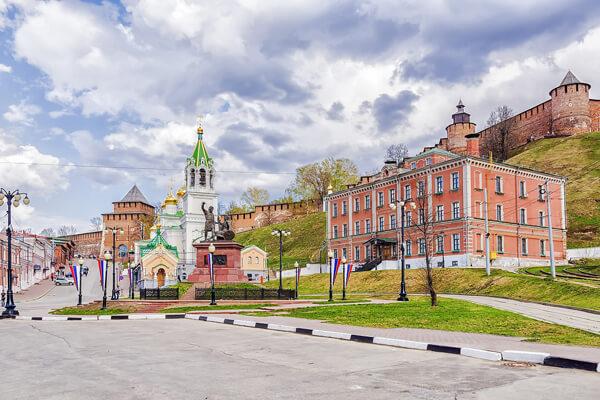 Тест про Нижний Новгород