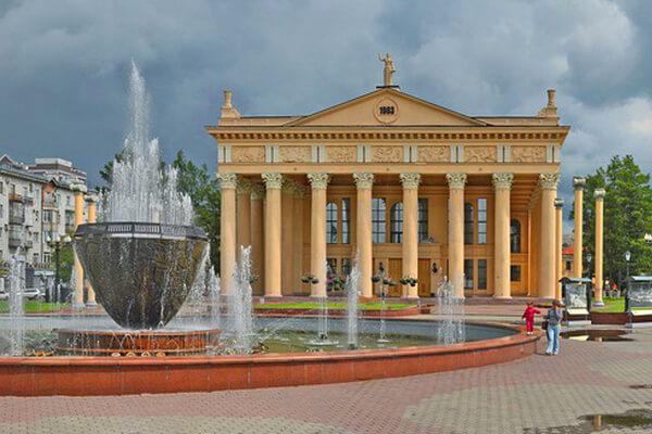 Тест про Новокузнецк