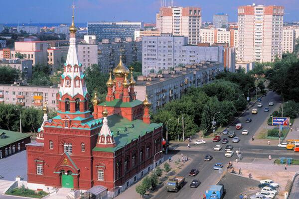 Тест про Пермь
