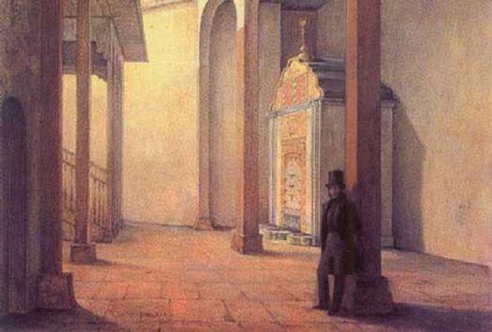 Тест по поэме «Бахчисарайский фонтан»