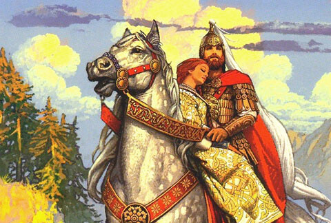 Тест по поэме «Руслан и Людмила»