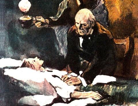 Тест по рассказу «Чудесный доктор»