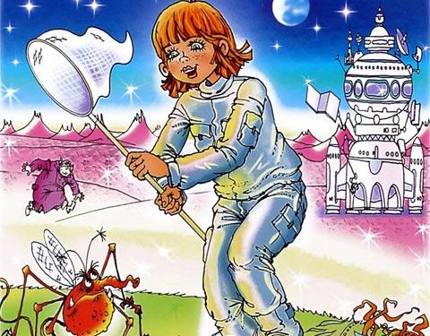Тест по сказке «Девочка с Земли»
