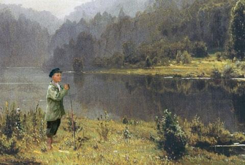 Тест по рассказу «Васюткино озеро»