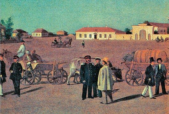 Тест по роману «История одного города»