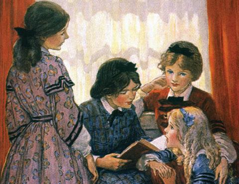 Тест по роману «Маленькие женщины»