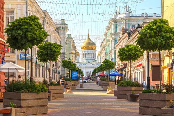 Тест про Ростов-на-Дону