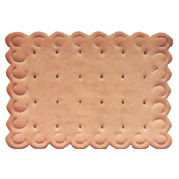 Салфетка под горячее «Печенье»