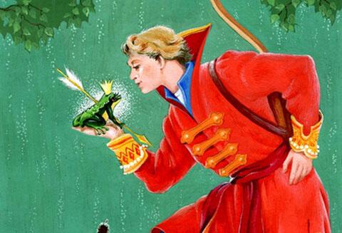 Тест по сказке «Царевна-лягушка»
