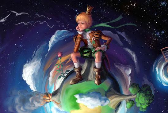 Тест по сказке «Маленький принц»
