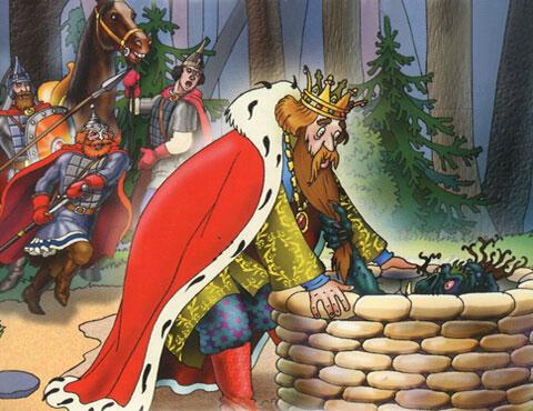 Тест по сказке о царе Берендее