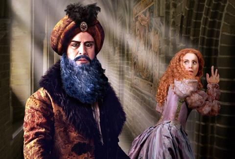 Тест по сказке «Синяя борода»