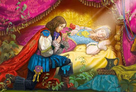 Тест по сказке «Спящая красавица»