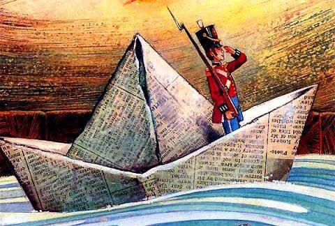 Тест по сказке «Стойкий оловянный солдатик»