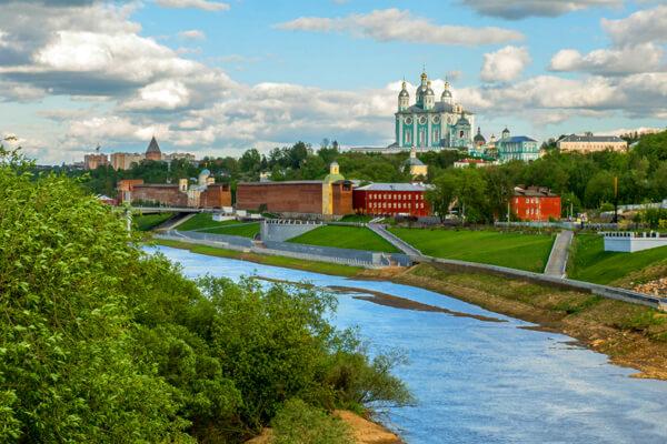 Тест про Смоленск