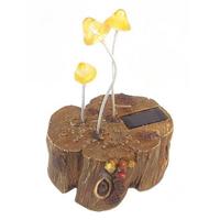 Декоративный светильник «Пенек»