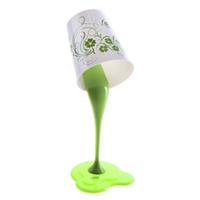 Светильник «Зеленая чашка»