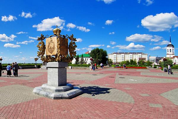 Тест про Томск