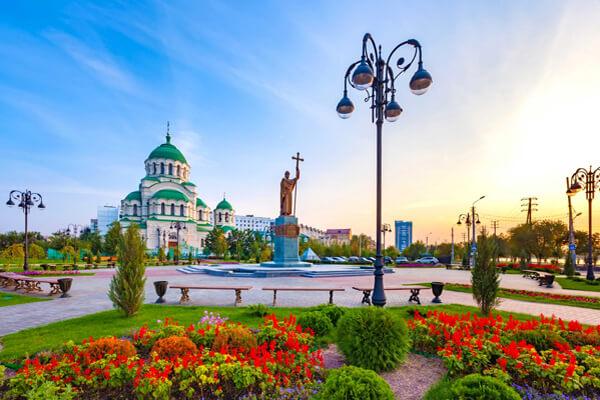 Тест о городе Владимир