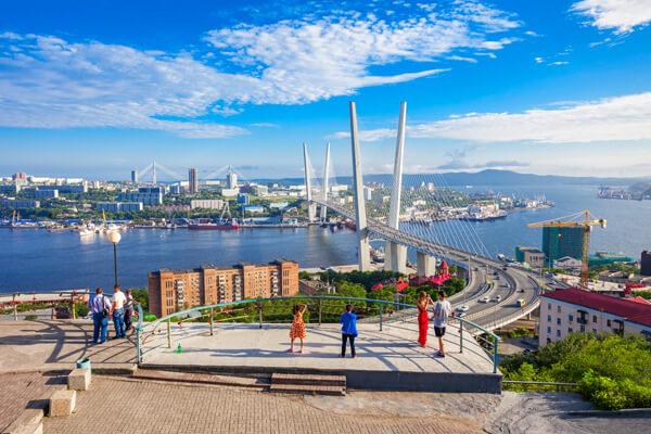 Тест про Владивосток