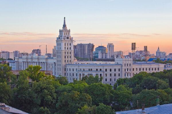 Тест про Воронеж