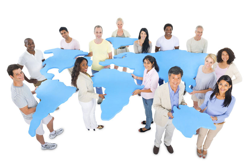Жители стран мира